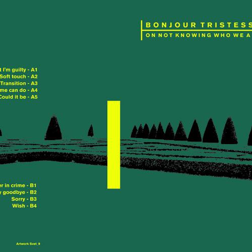 A3 - Bonjour Tristesse - Transition