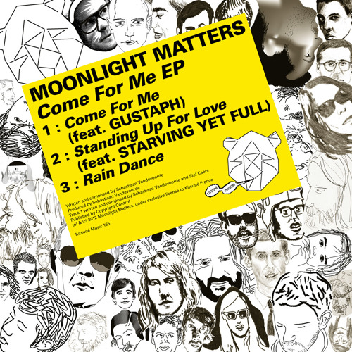 Moonlight Matters - Standing Up For Love feat. Starving Yet Full