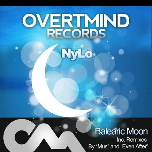 Nylo - Balearic Moon (Original Mix Preview) - [Mindlifting Records] - August 1st