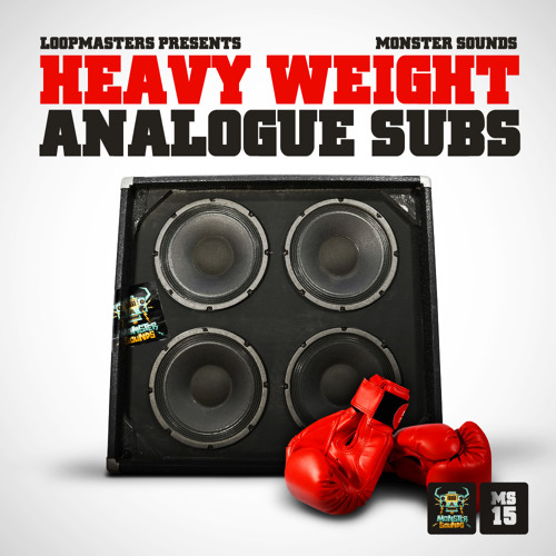 Monster Sounds HeavyWeight Analogue subs Demo