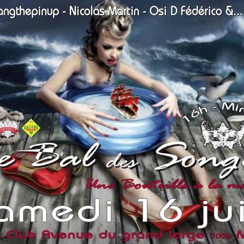 CP @ Bal Des Songes - Une Bouteille à la Mer Party - 16 June 2012