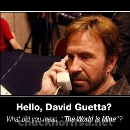 David Guetta - World is mine (dj sonysun mix)