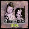 Crying-Bluemor Blaze with guitarist Tomas 'Tirtha' Rundquist.