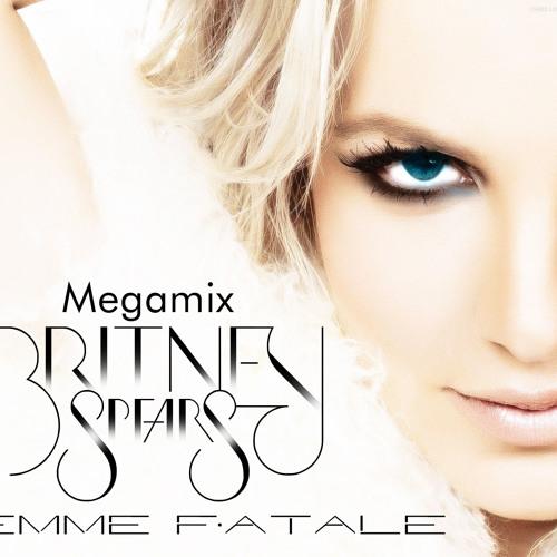 Britney Spears - Femme Fatale The Remixes Megamix - Jeff Malol Studio Mix