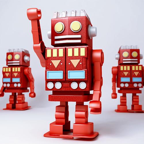 The Criminals - Destroy all Robots