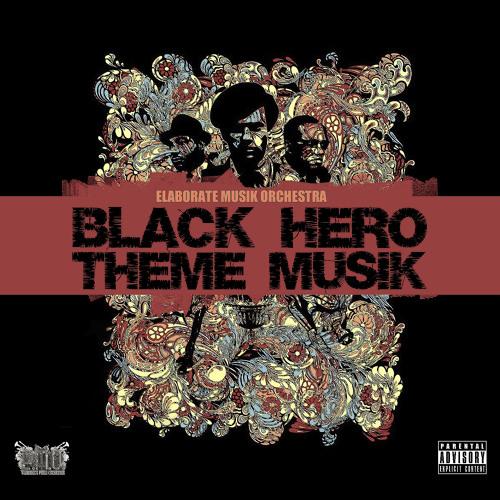 01. Black Hero Overture ( Intro )