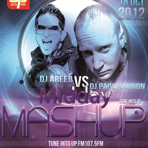 Midday Mashup with Paul Hannon - On Radio