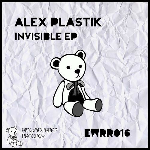 Einwanderer 016 - Alex Plastik - Invisible EP - New Breed (extract)