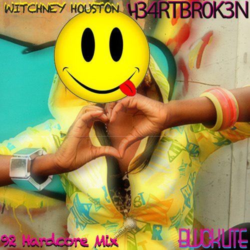 WITCHNEY HOUSTON=H34RTBROK3N (Blvck Lite 2092 Hardcore Mix) D/L In Description