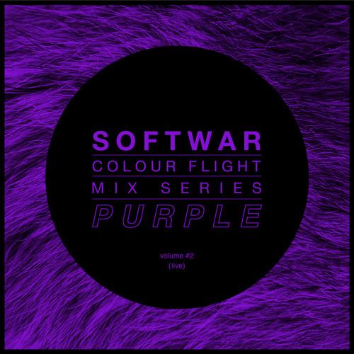 Colour Flight Mix Series, 'Purple' (live)