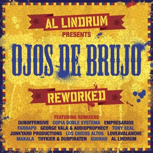 """Ojos De Brujo """"Ventilaor R-80"""" (Makala Remix)"""