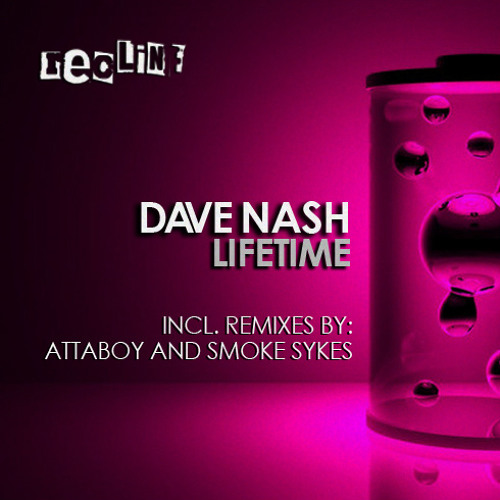 Dave Nash - Lifetime (Original Mix) [clip] - Recline Music - [rcld034]