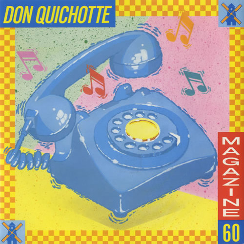 Magazine 60 - Don Quichotte (Fabrice Dayan's Sancho Pansa Re-edit)
