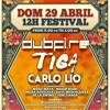 Dubfire b2b Carlo Lio - Live @ Elrow Happy Sundays Barcelona (Spain) 2012.04.29.