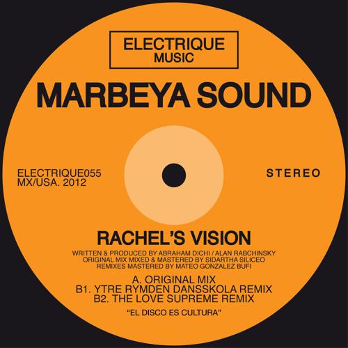 Marbeya Sound  - Rachels Vision (Original Mix)
