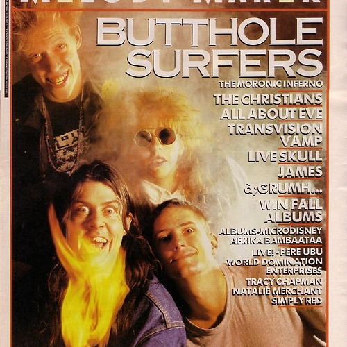 Butthole Surfers 1988-06-29 Revival, Philadelphia, PA-a02 Blindman