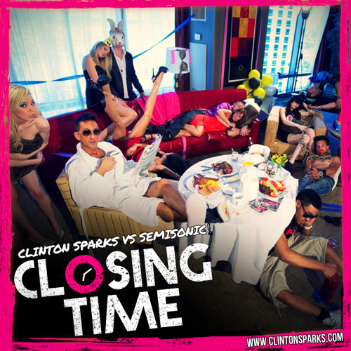 Clinton Sparks Vs. Semisonic - Closing Time