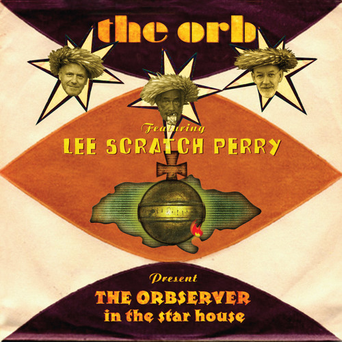 The Orb featuring Lee Scratch Perry - Hold Me Upsetter