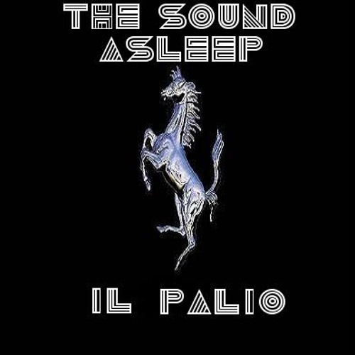 THE SOUND ASLEEP ONDA IL PALIO LP