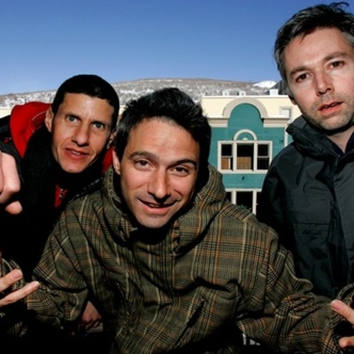 Beastie boys-root down (mustache remix)