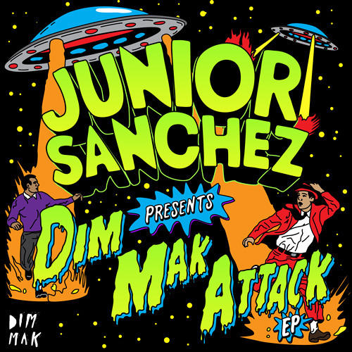 Junior Sanchez - Teach Me Your Skillz - Teaser