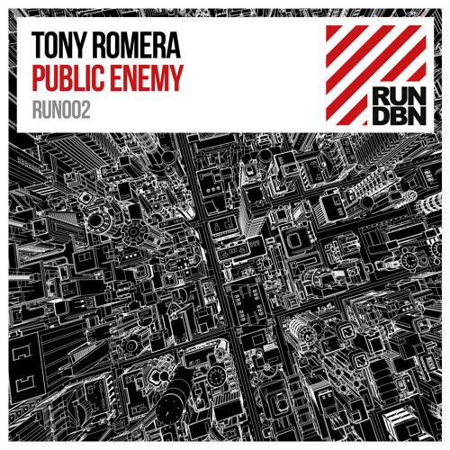 Tony Romera - Public Enemy (Original Mix) [RUN DBN]