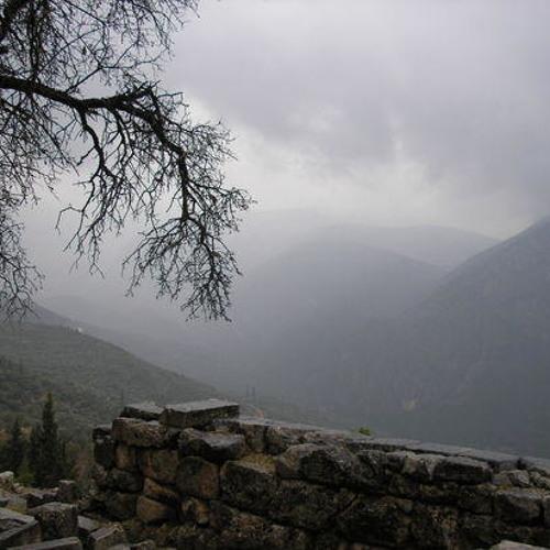 The Priestess of Delphi