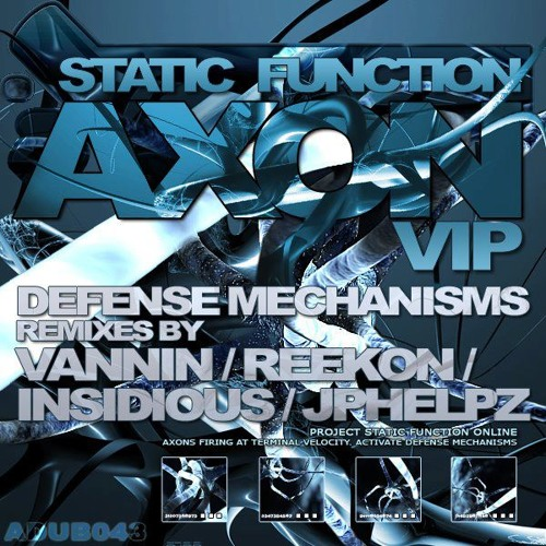 Static Function - Defense Mechanism (JPhelpz Remix) [OUT NOW - Abducted Records]