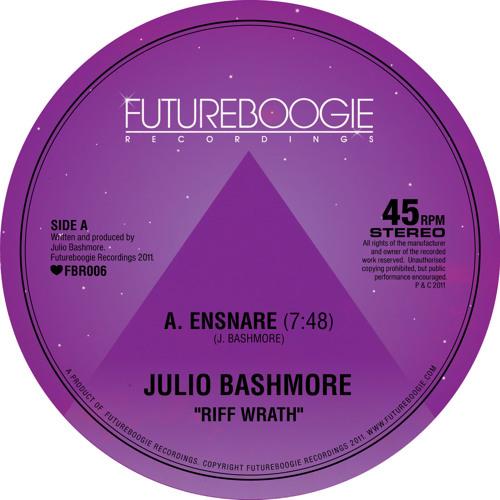Ensnare - Julio Bashmore