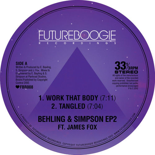 Work That Body -Behling & Simpson