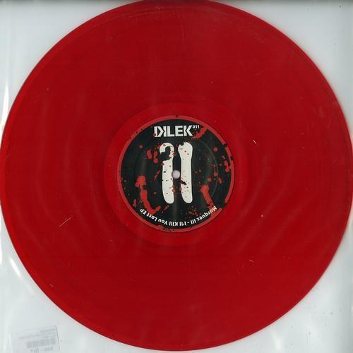 Marquez Ill - I'll Kill You Last EP w/ Tigerskin and Cascandy Rmxs [Dilek Records 011]