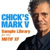 """Motif 10TH Anniversary Package"" Chick Corea Mark V Sample Library per MOTIF XF"