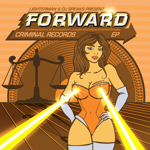 "CRIM002 - Ricky Force - Konono Riddim -  ""Forward"" EP"