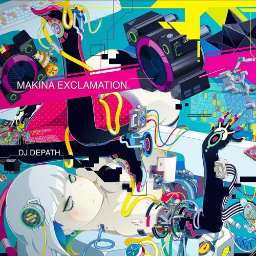 DJ DEPATH - Makina Exclamation Preview