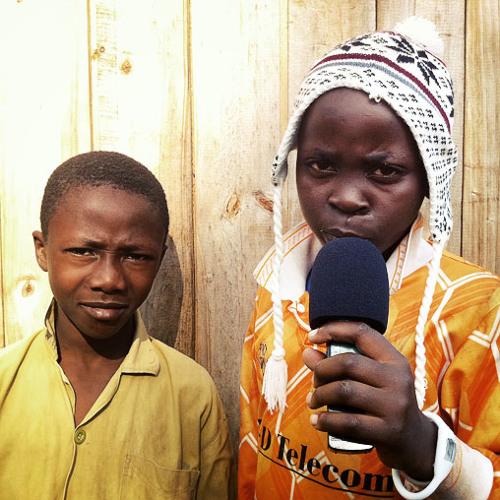 Kigali Street Kidz (Vocals Only)