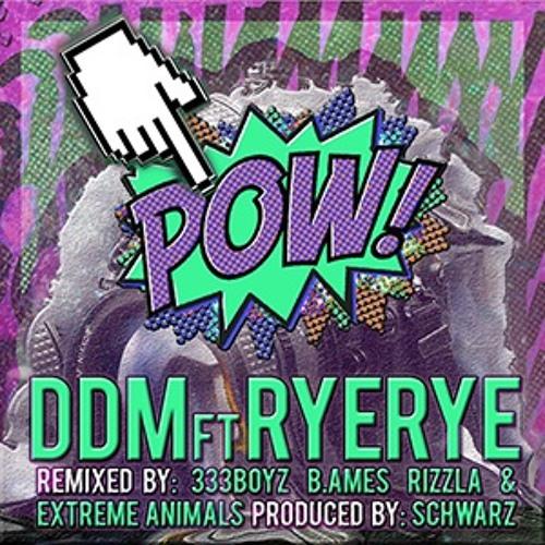DDM ft Rye Rye CLICK POW REMIXES (DEEP001)