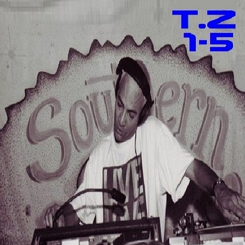 THE T.Z MASH UP MIX 1-5
