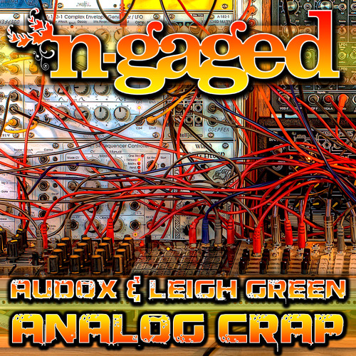 Audox and Leigh Green - Analog Crap **OUT NOW**