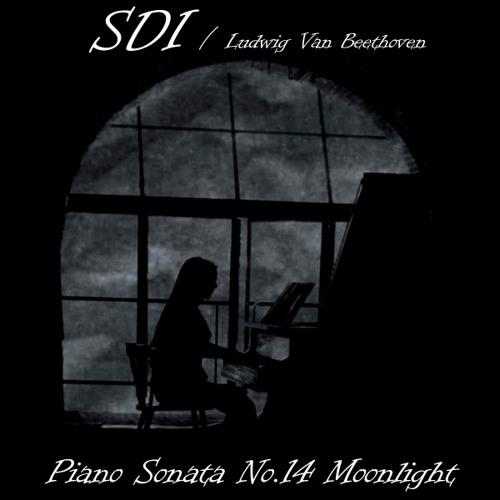 SDI-Piano Sonata No.14 Moonlight Sonata (Ludwig Van Beethoven)