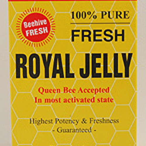 Royal Jelly(seattle)-You Get Me Off