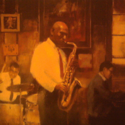 Yeman - Cautivo jazzistico (beat from Misty) DEMO