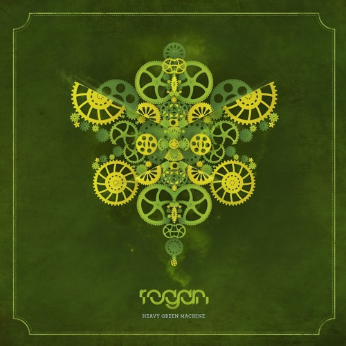 Rogan - Heavy Green Machine - OUT NOW [July 20th 2012]