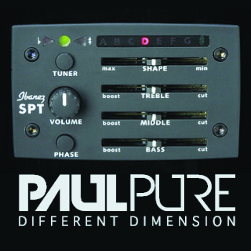 Paul Pure - Different Dimension