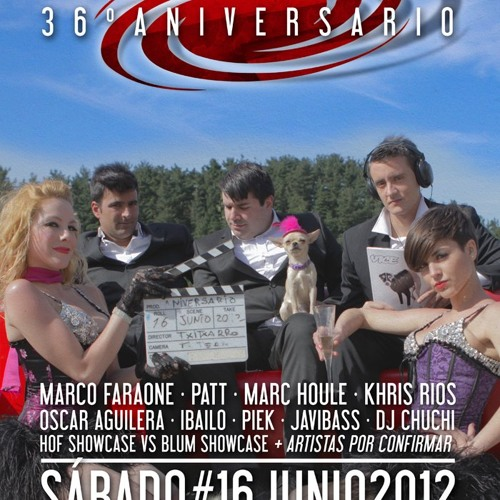 KHRIS RIOS - CD TXITXARRO @ 36 ANIVERSARIO 16-6-2012