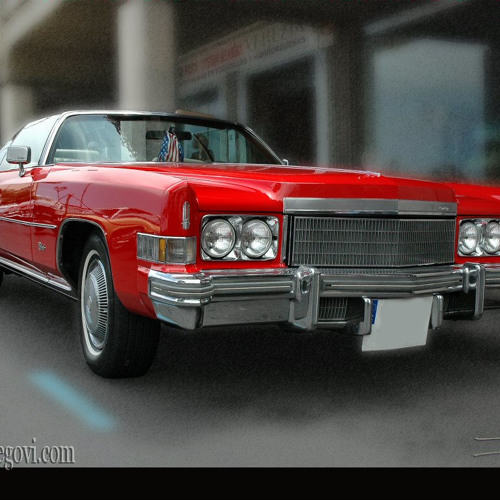 Kamikaze Cadillac
