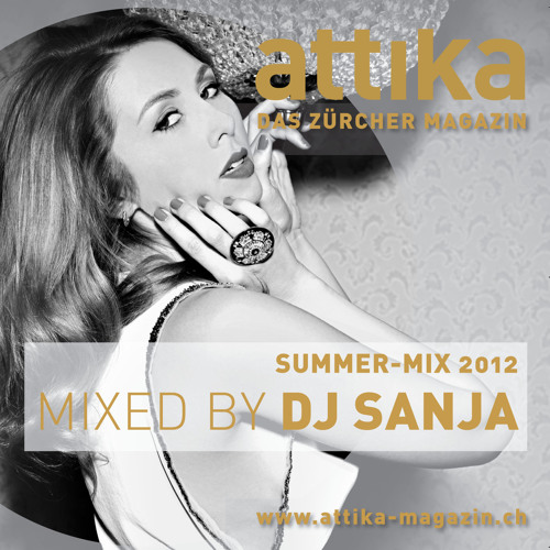 Sanja for Attika Magazine 2012