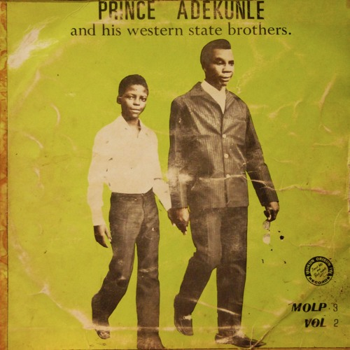 Prince Adekunle & his Western Satate Brothers