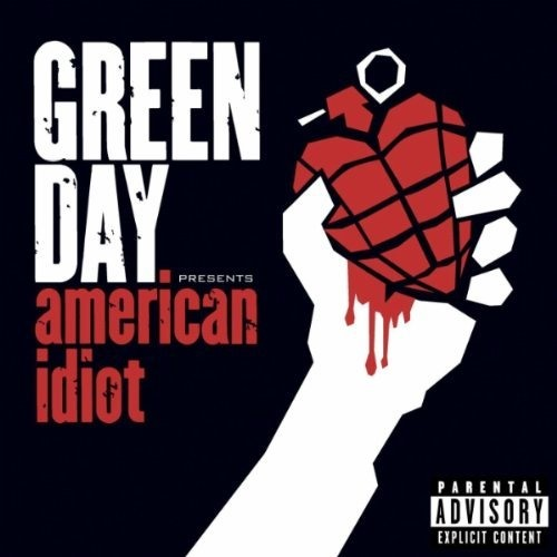 Green Day - Jesus of Suburbia