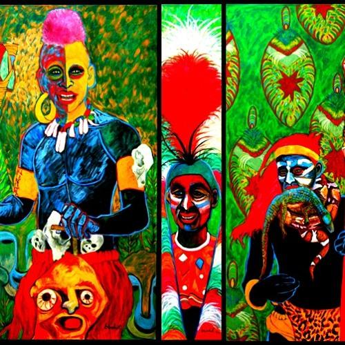 """Exposición """"La Jungla Habla"""" de Flor María Bouhot"""