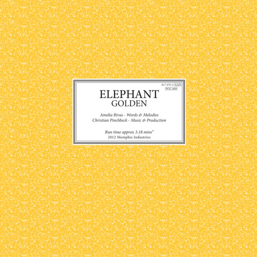 Elephant - Golden